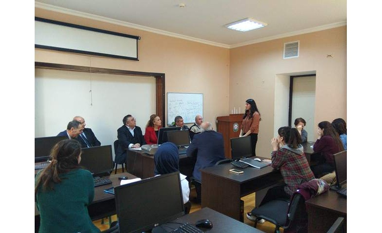 I və II kurs magistrantların attestasiyası keçirildi