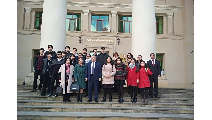 Republic Conference dedicated to The Science Day and 150th anniversary of Periodic System was held by the support of academician M.Nagiyev Institute of Catalysis and Inorganic Chemistry of ANAS