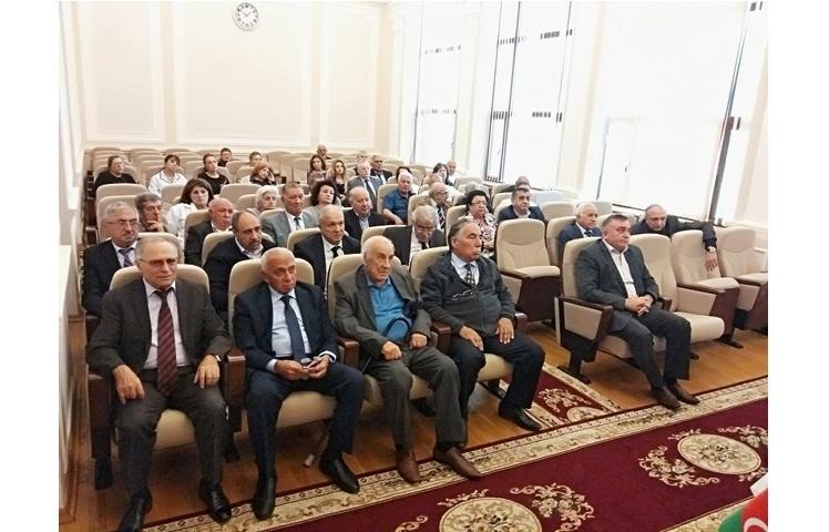 Bu gün Kataliz və Qeyri-üzvi Kimya İnstitutunda Elmi Şuranın növbəti iclası keçirildi