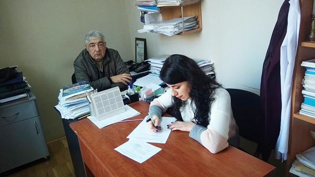 AMEA-nın akad. M.Nağıyev adına Kataliz və Qeyri-üzvi Kimya İnstitutunda təhsil alan magistrantların qış imtahan sessiyası 21.01.2020-ci il tarixində keçirildi.