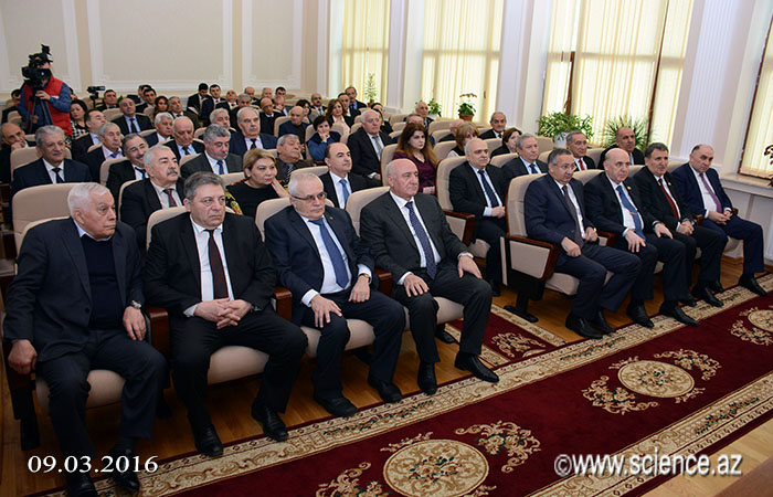 Next assembly of the Board of Directors of ANAS scientific ventures held