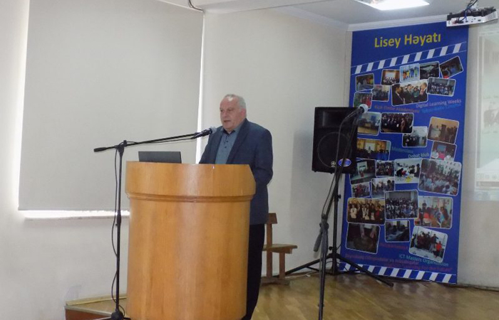 Baku European Lyceum hosted the opening ceremony of Science Nook