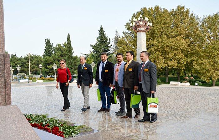 В Гяндже проходит международный форум молодых ученых и специалистов