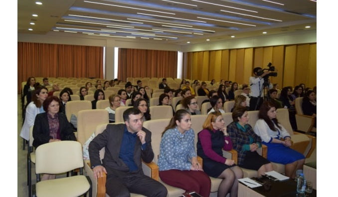 2 may 2018-ci ildə AMEA-nın Mərkəzi Elmi Kitabxanasında Clarivate Analytics (Thomson Reuters) tərəfindən AMEA-nın elmi müəssisələrinin əməkdaşları üçün seminar keçirildi