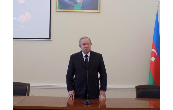 Kataliz və Qeyri-üzvi Kimya İnstitutunda Xocalı soyqırımının 26-ı ildönümü anılıb
