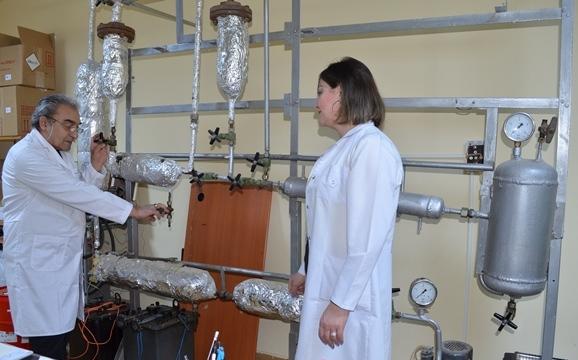 Laboratory of the institute