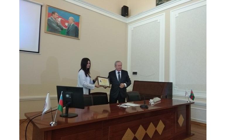 """""""Akademik Murtuza Nağıyev"""" mükafatının qalibi müəyyənləşdi"""