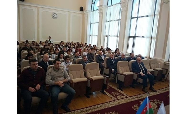 Kataliz və Qeyri-Üzvi Kimya İnstitutunda doktorant və dissertantların attestasiyası keçirildi
