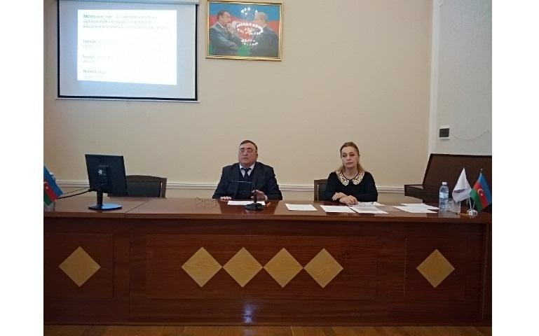 Doktorant və dissertantların attestasiyası keçirildi