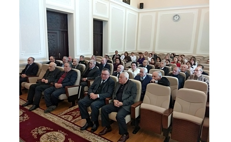 5 mart 2019-cu il tarixində AMEA M.Nağıyev adına Kataliz və Qeyri-üzvi Kimya İnstitutunda Elmi Şuranın iclası keçirilmişdir