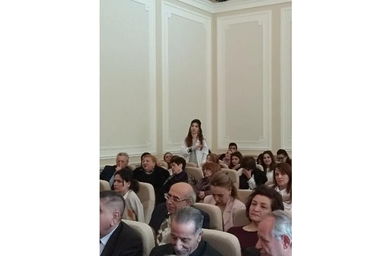 """""""Elm Günü""""nə həsr olunmuş elmi seminar keçirilmişdir"""