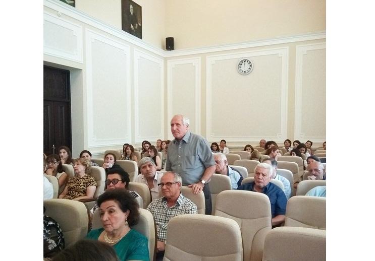 Bolqarıstan – Azərbaycan elmi seminarı keçirilmişdir
