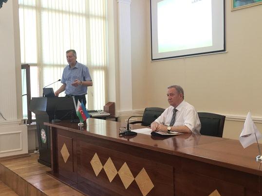 Kataliz və Qeyri-Üzvi Kimya İnstitutunda elmi seminar keçirildi
