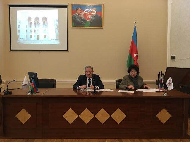 Проведено заседание Ученого Совета
