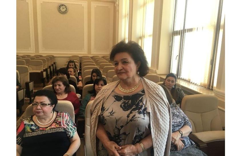 İyunun 1-də AMEA Kataliz və Qeyri-üzvi Kimya İnstitutunda Qadınlar Şurasının təsis toplantısı keçirilib