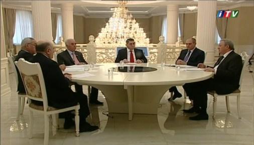 """İctimai Televiziyada """"Media və Zaman"""" verlişində """"Biz Gələcəyi Düşünürük"""" mövzusu"""