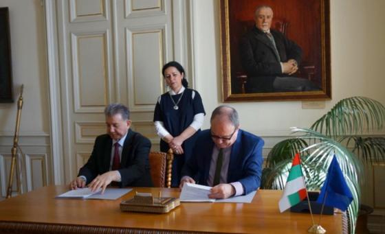 AMEA ilə Bolqarıstan Elmlər Akademiyası arasında elm və texnologiya üzrə əməkdaşlıq sazişi imzalanıb