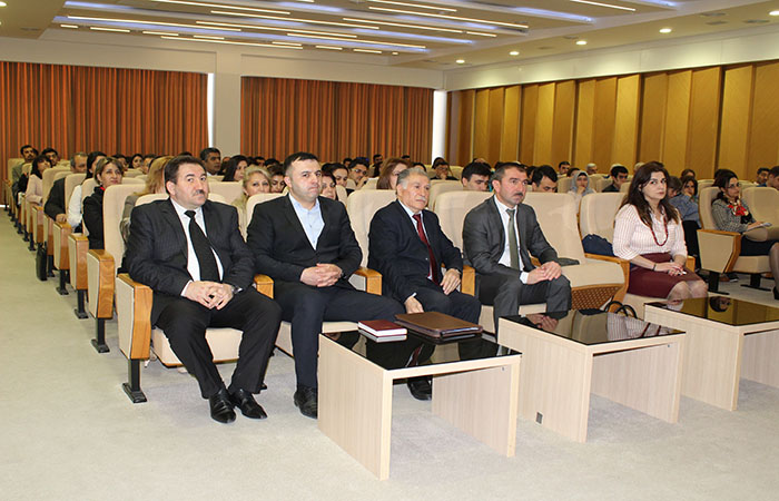 """Thomson Reuters"" Agency carried out an educational workshop in ANAS"