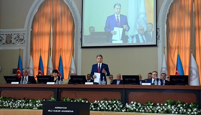 AMEA-nın vitse-prezidenti və iki elmi bölmənin akademik-katibi vəzifələrinə seçkilərin nəticələri açıqlanıb