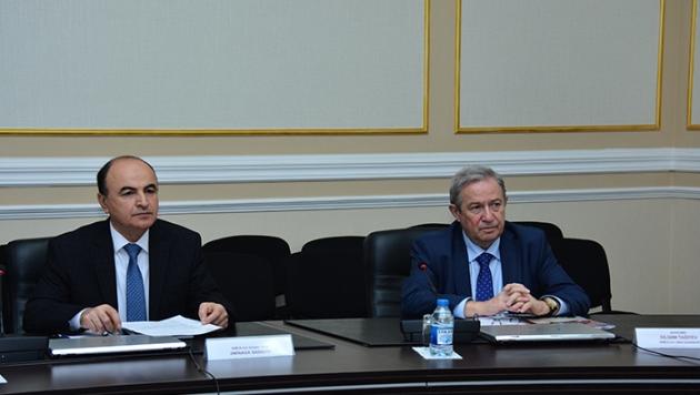 Состоялось заседание Наблюдательного совета «Парка ВТ»