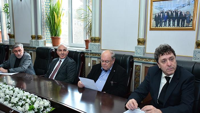 Обсуждены перспективы сотрудничества с Институтом экспериментальной и прикладной физики Чехии