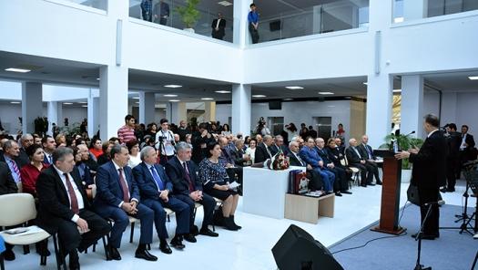 Akademik Vasim Məmmədəliyevin 75 illik yubileyi qeyd olundu