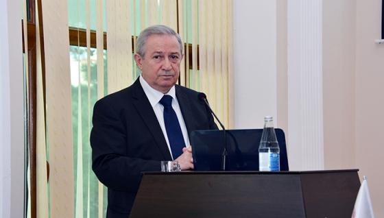 Kimya Elmləri Bölməsinin 2017-ci ildəki fəaliyyətinə dair hesabatı dinlənilib
