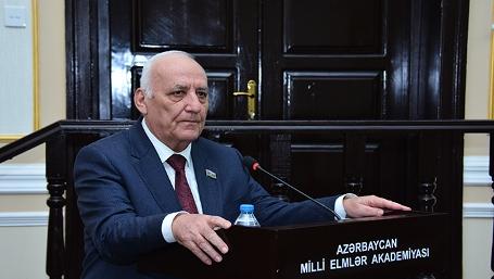 В НАНА состоялась презентация книги, посвященной 100-летней годовщине Азербайджанской Демократической Республики