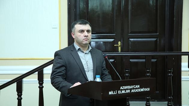 AMEA Rəyasət Heyətinin növbəti iclası keçirilib
