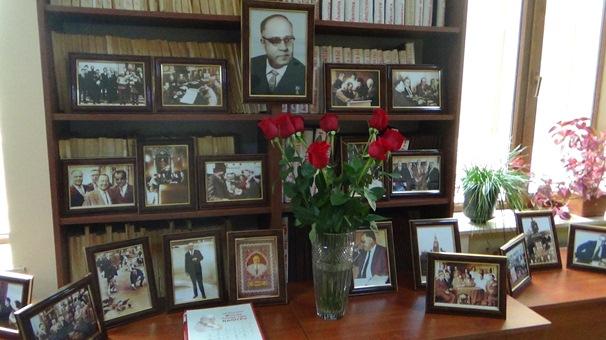 107th anniversary of academician M.Nagiyev