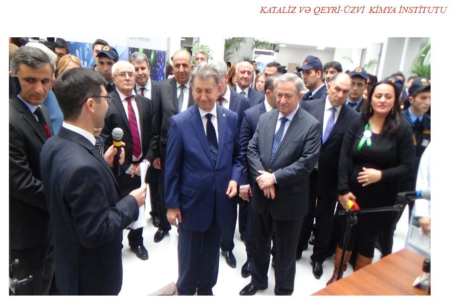 Бакинский Фестиваль Науки-2014