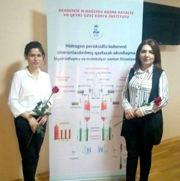 Kataliz və Qeyri-Üzvi Kimya İnstitutunun 80 illik yubileyinə həsr olunmuş Respublika Elmi Konfransında