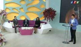 """AMEA Kataliz və Qeyri-üzvi Kimya İnstitutunun 80 illik yubileyi çərçivəsində mükafatlandırılmış gənc əməkdaşlar İTV-nin """"Yeni gün"""" proqramın qonağı olublar"""