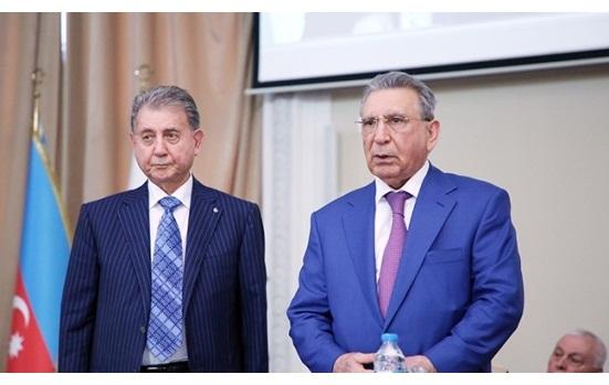 Academician Ramiz Mehdiyev was elected president of ANAS