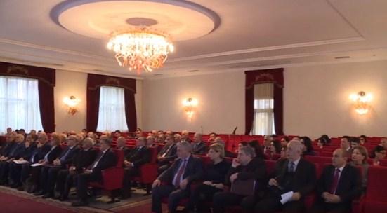 Kimya Elmləri Bölməsi 2018-ci ildəki elmi-təşkilati fəaliyyətinə dair hesabat verib
