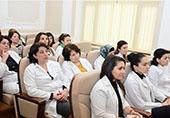 """""""Akademik Murtuza Nağıyev adına mükafat"""" gənc alimlərə təqdim edildi"""