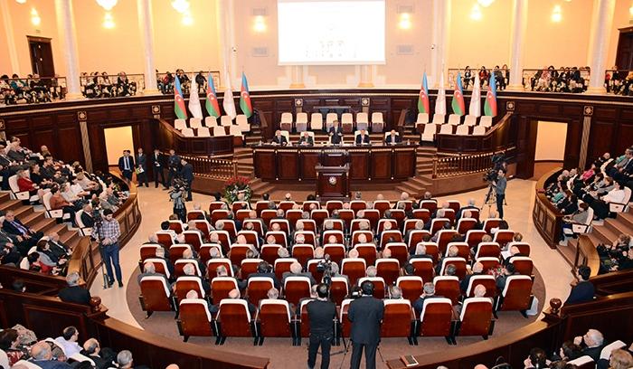 Kataliz və Qeyri-Üzvi Kimya İnstitutunun 80 illik yubileyinə həsr olunmuş Respublika Elmi Konfransı