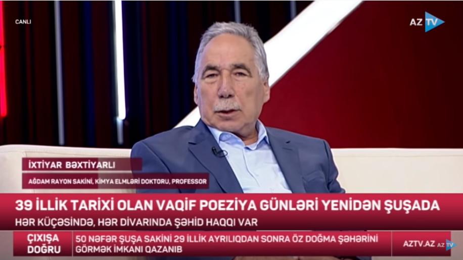 """""""Uzun ayrılıqdan sonra vətənə qayıdış!"""""""