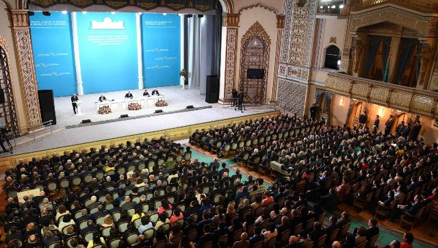 Azerbaijani scientists attended 70th jubilee of Kazakhstan National Academy of Sciences