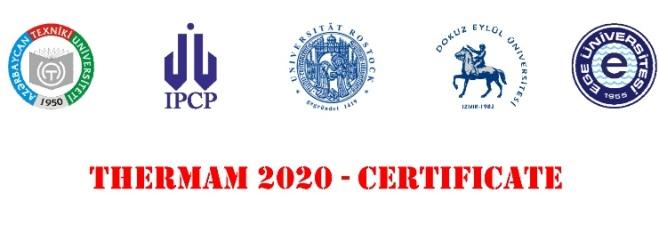 Kataliz və Qeyri-üzvi Kimya  İnstitutunun əməkdaşları beynəlxalq onlayn konfransın  sertifikatına layiq görülüblər.