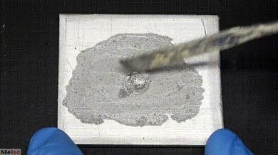 Alüminium və civənin qarşılıqlı kimyası