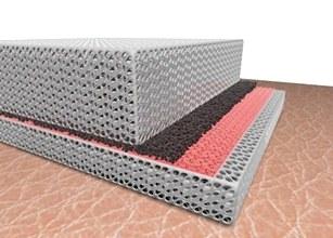 В США создана ткань, способная одновременно согревать и охлаждать