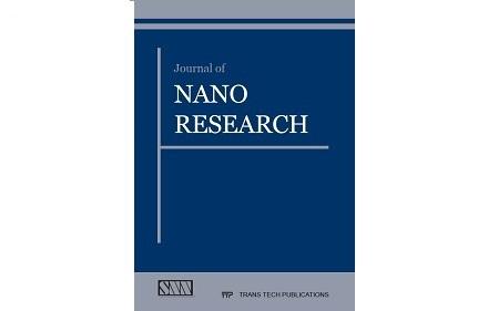 """İnstitutun əməkdaşlarının Impakt Faktorlu """"Journal of Nano Research"""" də """"Synthesis and Study of Structure Silver Nanoparticles by Polyethyleneglycol - Gum Arabic Polymers"""" məqaləsi dərc olunmuşdur"""