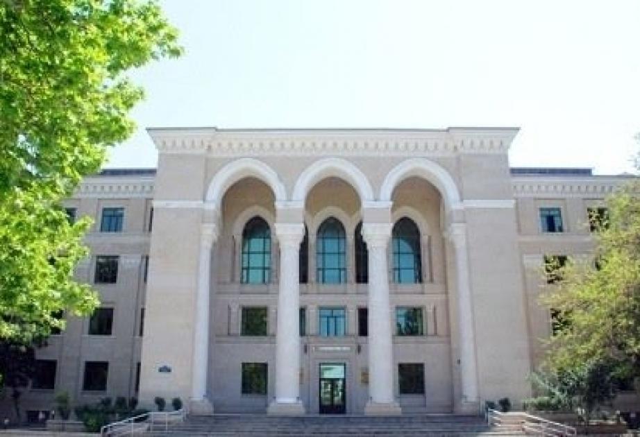 AMEA-nın Kataliz və Qeyri-üzvi Kimya İnstitutunun əməkdaşlarının məqaləsi Web of Science bazasına daxil olan jurnalda dərc olunub.
