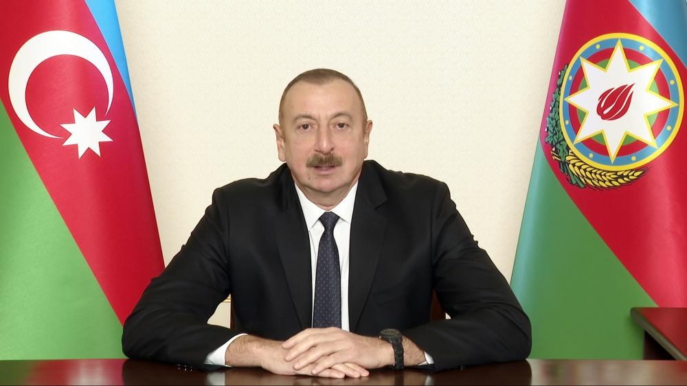 Prezident İlham Əliyev Laçının işğaldan azad olunması münasibətilə Azərbaycan xalqını təbrik edib