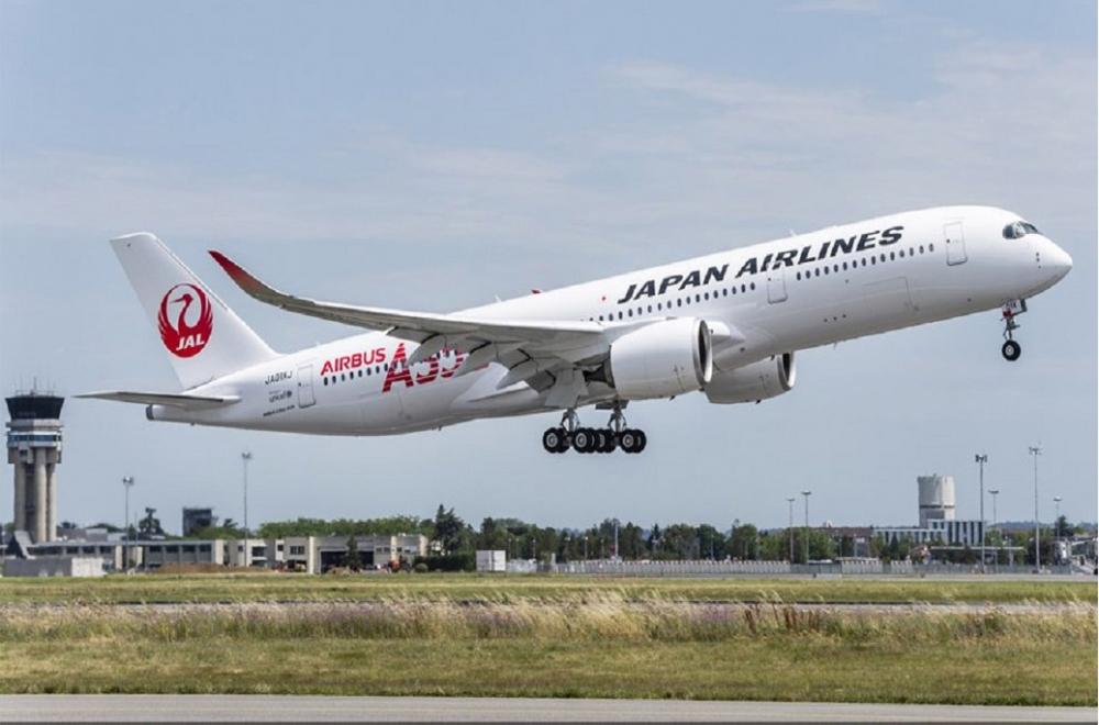 """""""Japan Airlines"""" bioyanacaqdan istifadə etməklə ilk uçuşu həyata keçirib"""