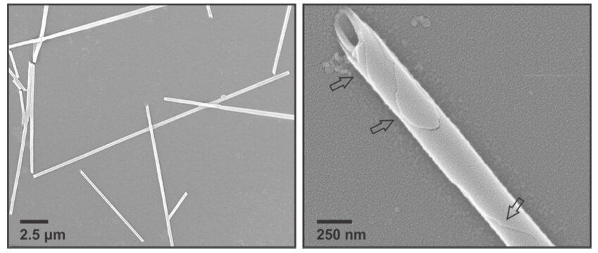 Kimyaçılar forma dəyişdirən nanomaterial icad edirlər