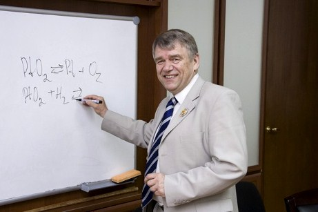 Parmon Valentin Nikolayevich (II part)