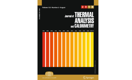 "Вышла статья сотрудников института ""Thermodynamic study of antimony chalcoiodides by EMF method with an ionic liquid"" с Импакт фактором 2.209 в ""Journal of Thermal Analysis and Calorimetry"""