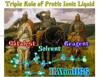 Химики разработали рециклизуемый реагент с функцией «три в одном»